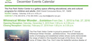Whimsical Winter Wonder Exhibition Nidhin Nishanth